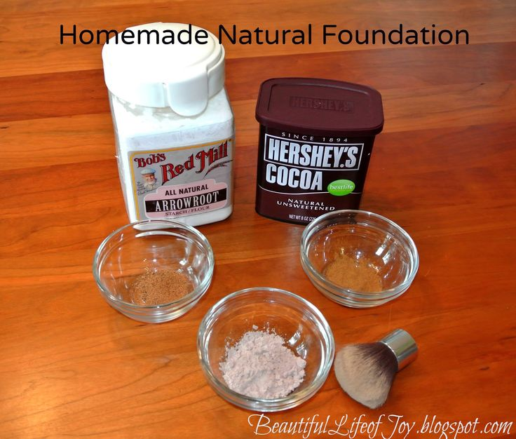 Beautiful Life of Joy: How to Make Easy, Homemade Natural Foundation
