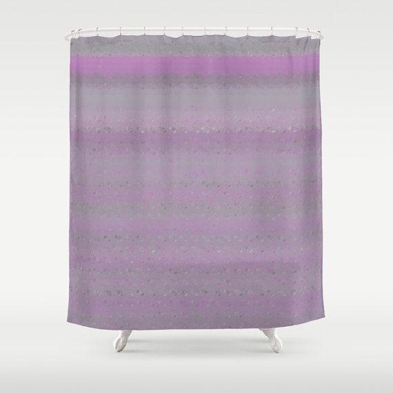 Purple Shower Curtain Bathroom Decor Bath by HLBhomedesigns103 best Shower Curtains images on Pinterest   Bathroom showers  . Grey And Purple Shower Curtain. Home Design Ideas