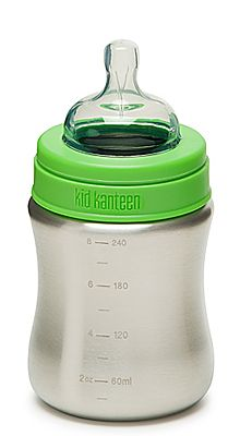 Kid Kanteen 9oz Baby Bottle | Little Acorns to Mighty Oaks