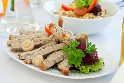 Pasztet przepis wegetariański