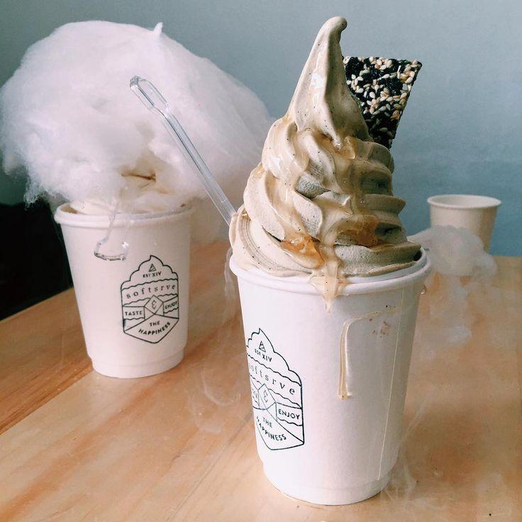 Incredible creations at Softsrve Ice Cream Parlour in Kuala Lumpur  #softsrve #icecream #klfoodies #kl #kualalumpur #klfood