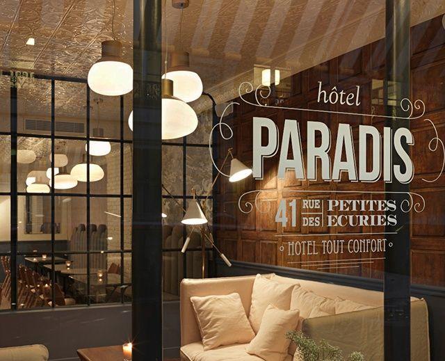 Hi Buddies, Acabei de descobrir uma novidade na Cidade Luz e resolvi dividí-la com vocês, claro! É sempre complicado procurar hotéis em Paris… A maioria deles são muito antigos, com