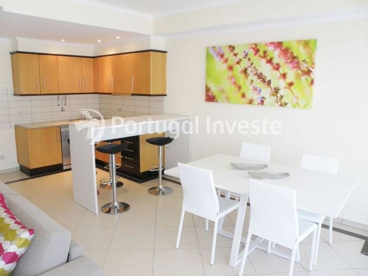 Apartamento T2 novo, piscina, Areias de São João, Albufeira - Portugal Investe