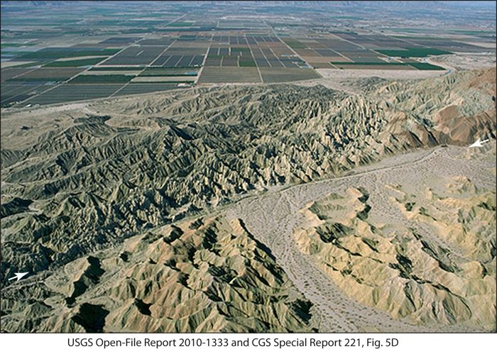 Jeepers! New Look at 'Creeping' San Andreas Fault