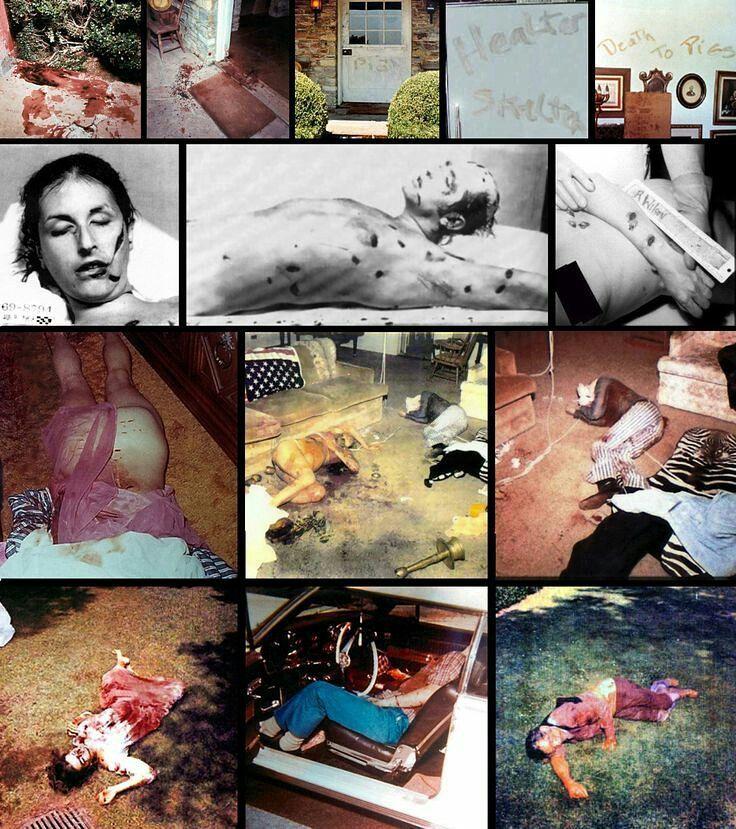 Forgottenruins Charles Manson Crime Scenes