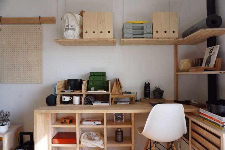 趣味がDIYの大工さん。「作る」プロの、自作家具で満たされた部屋 〜seiyaさん〜[連載:RoomClip