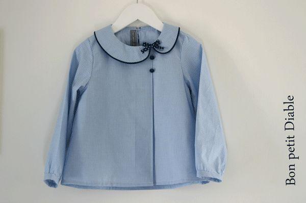 GALWAY sewing pattern (+ supplement) - c'est dimanche - by Bon petit diable