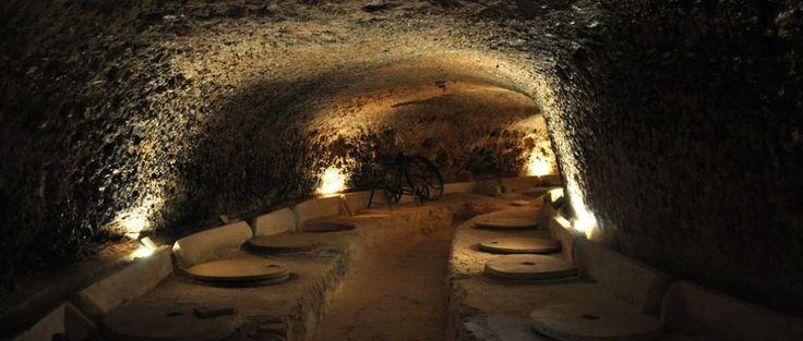 Vino spagnolo maturato nella tinaja #regionedivalenciatrip http://www.viaggiaescopri.it/vino-spagnolo-nella-giara-valencia/