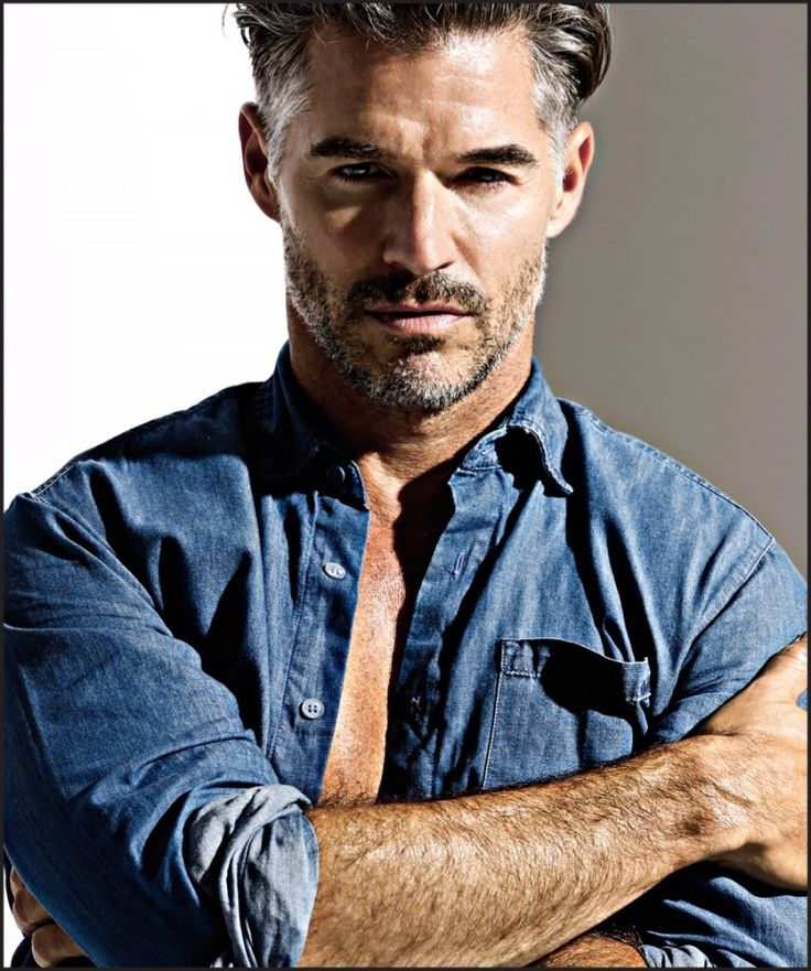 Charlie Fox: Eric Rutherford Models Charlies Latest Styles