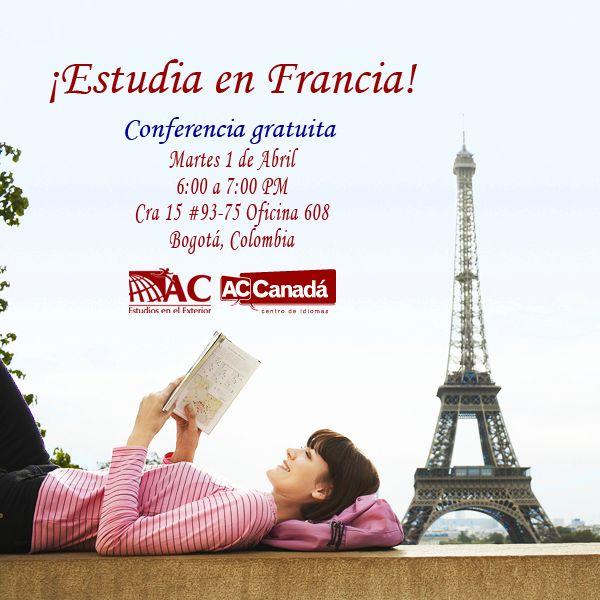 Los mejores paisajes y el mejor ambiente para aprender están en Francia.  Estudia con AC estudios en el Exterior, participa en su conferencia gratuita.  Inscríbete: http://190.144.31.94/acsolutions/jobs/publicregistro/RFloRzkzYjBxeUpmSXhmczJndVZvVXViV3d2bmlSMkcwRmdhQzltYXNkYXNkaQ==:7685934234309657453542496749683645/Y2FtcGFpbg==:27/a2V5Zm9ybQ==:RFloRzkzYjBxeUpmSXhmczJndVZvVXViV3d2bmlSMkcwRmdhQzltYXNkYXNkaQ==