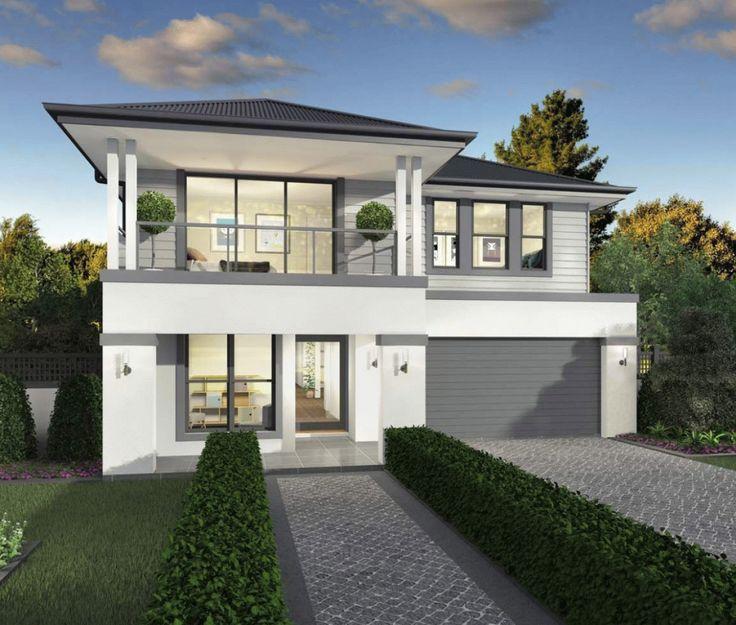 Hampton facade Oakmont 35