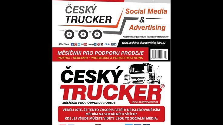 Česky Trucker - březen 2017 (CZECH TRUCKER)
