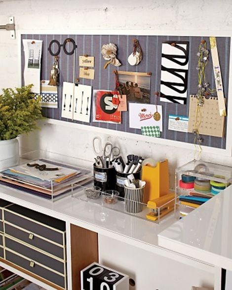 find this pin and more on office organization - Desk Organizing Ideas