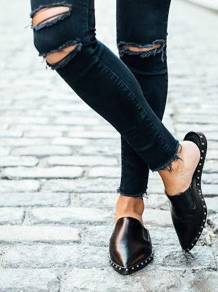5 ways to wear slides