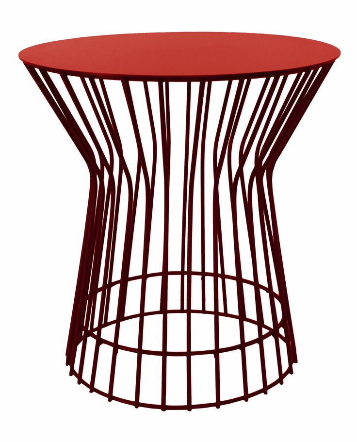 WTAB09 - Drum Side table (available in various colours)