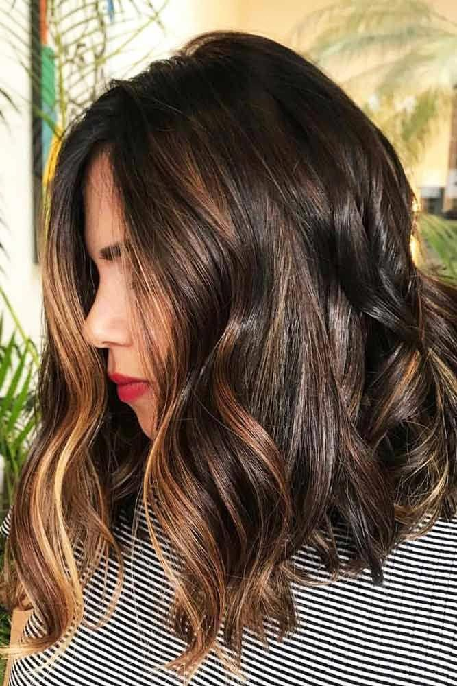 60 Chocolate Brown Hair Color Ideas For Brunettes In 2020 With Images Brown Hair Balayage Dark Hair With Highlights Dark Brown Hair Color