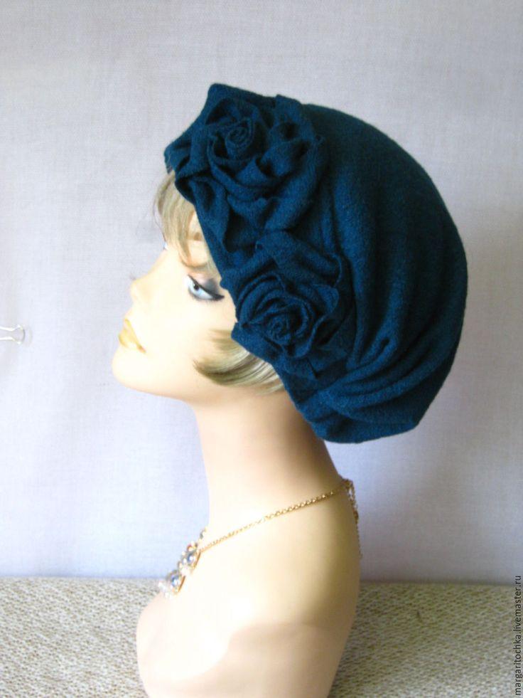 Магазин мастера МАРГАРИТА - М: шапки, пляжные платья, большие размеры, береты, шляпы