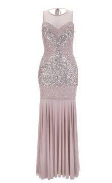 Millie Mackintosh Lipsy Sequin Dress