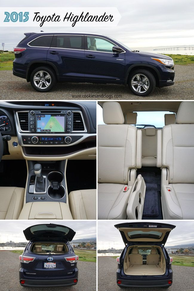 Cars | The 2015 Toyota Highlander Hybrid has the same look outside as its gas engine cousin but there are several differences inside. See if that's a good or bad thing in this car review.