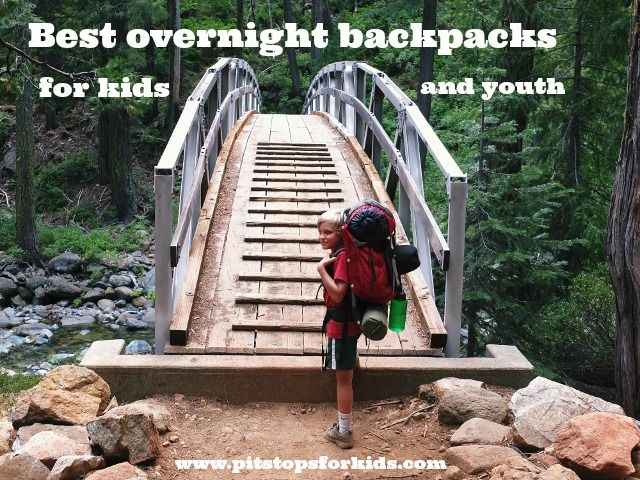 Travel Gear We Use: best overnight backpack brands for kids and ...
