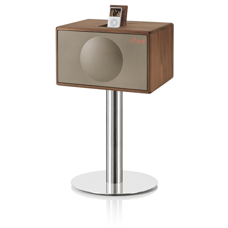 Geneva Sound System Model L / White  iPod/iPhone, CD, FM, Speakers, Amplifier. All-in-one.    Model L / White  $ 1,199.00