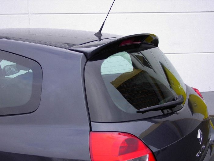 renault clio iii sprint spoiler products. Black Bedroom Furniture Sets. Home Design Ideas