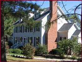 B Country Garden Inn In Apex Nc Is Located The On Eight Plus Acres