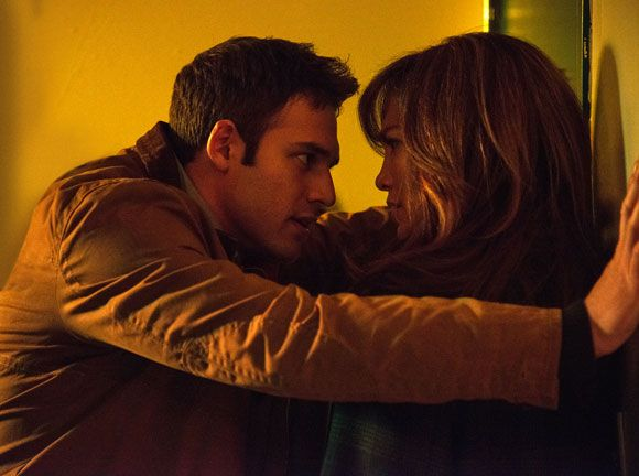 The first trailer's been released for The Boy Next Door starring sometimes actress/full-time singer Jennifer Lopez and Ryan Guzman.