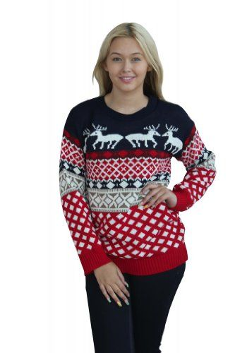 Womens Ugly Christmas Sweaters. It's time to get festive again. That means parties and gatherings. It's time to pull out ugly Christmas sweaters again.