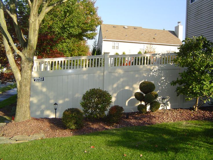 PVC Fence Can Meet The Requirements Of Balcony And Can Meet The  Requirements Of Other Occasions