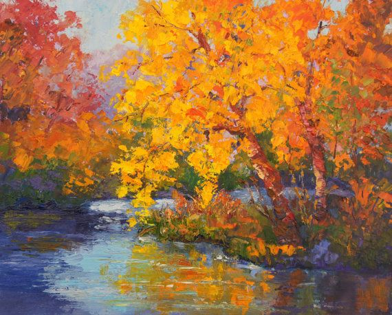 Best 25 Impressionist Landscape Ideas On Pinterest