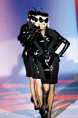 Thierry Mugler Couture, 1997