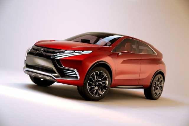 2017 Mitsubishi ASX Redesign Exterior - http://newautocarhq.com/2017-mitsubishi-asx-redesign-exterior/