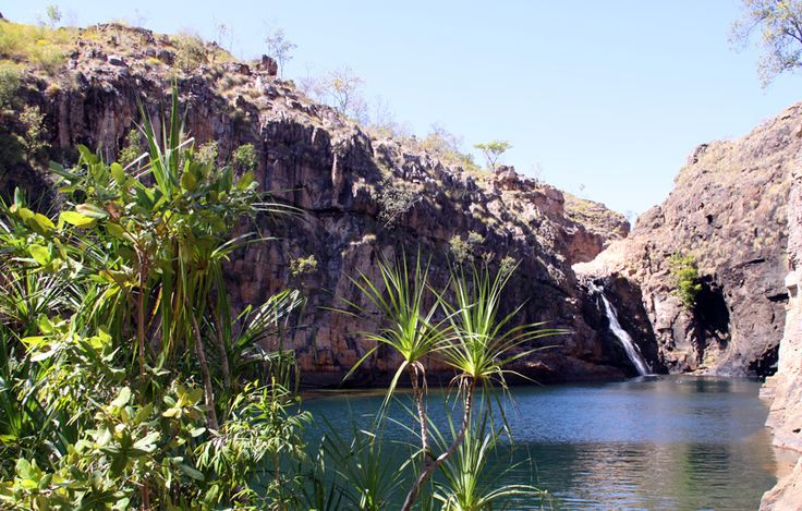 Maguk Gorge, Kakadu National Park, Northern Territory Australia. Image Credit: Ruth Wyatt www.allthingsmeraki.com