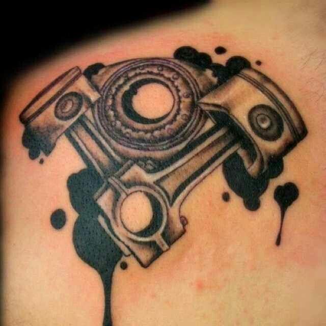1000 ideas about piston tattoo on pinterest engine tattoo mechanic tattoo and tattoos. Black Bedroom Furniture Sets. Home Design Ideas