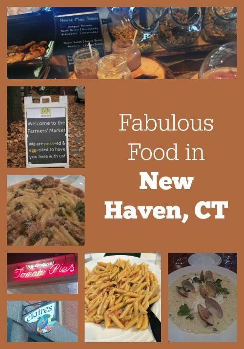 Fabulous Food in New Haven, CT
