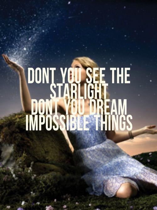 Starlight - Taylor Swift