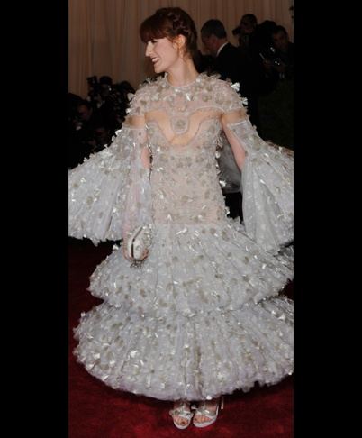 MET 2012 Ball: Worst Dressed