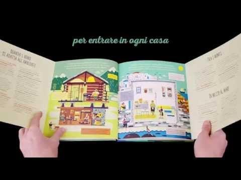 Libri per bambini   Come casa mia. Viaggio nel mondo dell'architettura