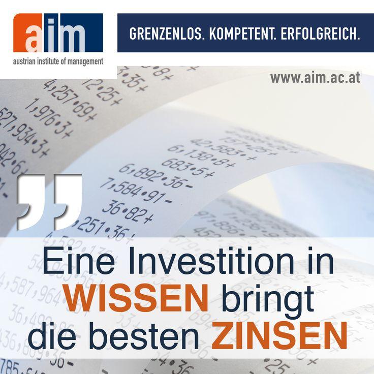 """""""Eine Investition in #Wissen bringt noch immer die besten Zinsen."""" -  #Zitat Benjamin Franklin (amerikanischer Staatsmann) #Bildung"""
