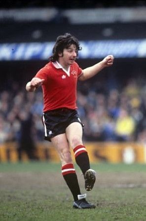 Mickey Thomas Manchester United 1979