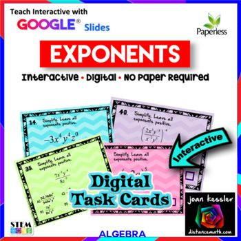 how to add exponents in google slides