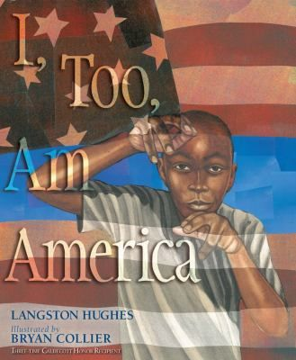 17 best kidslist diverse chapter books non fiction images on i too am america blends the poetic wisdom of langston hughes with visionary fandeluxe Choice Image