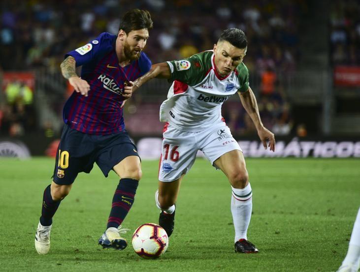 Испанский чемпионат по футболупросмотр матчей