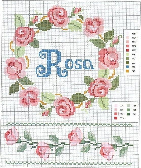 "Альбом """" в увеличенном режиме [   ""Gallery.ru / Фото - ROSES 1 - aaadelayda"",   ""Beautiful graph pattern"",   ""Chart"" ] # # #130 #Roses, # #Roses #Pt #X, # #Roses #Roses #Everywhere, # #Cross #Stitch #Roses, # #1 #Aaadelayda, # #Crossstitch, # #Pattern #Etc, # #Graph #Pattern, # #Şey #Burda"