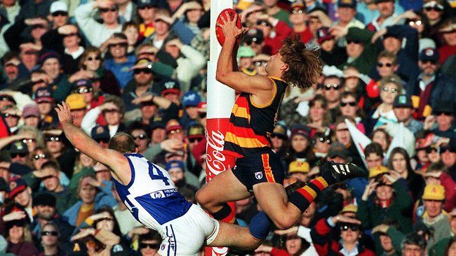 Tony Modra - Full Forward. During tough economic times in the 90's our state needed 'something' - Mods was that.  Played country-footy after the high life of AFL footy.   Does good charity/community things.  I know Mods and through him I have an understanding of things that high-profiled people deal with.