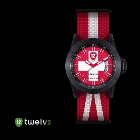 Support the #Nati, #Switzerland national #football #team by wearing its #watch from #Twelv2 #2014Collection! In addition to the trendy designs, all #watches are equipped with #Swiss made movements, Ronda caliber 505 & 515 also comes in 2 case sizes, big (44mm) and medium (39mm), in addition to 2 variations in #straps. For more information visit our website :) #Twelvwatch  #fashion #footballfans #footballlovers #watchlovers #watchfreaks #watchcollection #worldcup2014