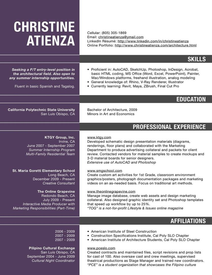 The 25+ best Good cv ideas on Pinterest Good cv template, Good - linkedin resume examples