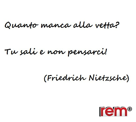 Quotes, Life, Aforismi, Citazioni, Nietzsche  www.rem.it