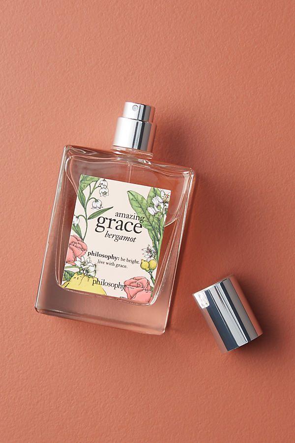 Philosophy Amazing Grace Bergamot Eau De Toilette Philosophy Amazing Grace Perfume Amazing Grace